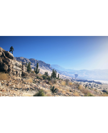 UBISOFT Gra Ghost Recon Wildlands POL (PC)