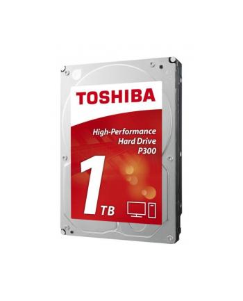 Dysk Toshiba P300 HDWD110UZSVA 3,5'' 1TB SATA-III 7200 64MB BULK