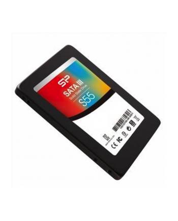 Dysk SSD Silicon Power S55 960 GB 2.5'' SATA3 (550/520) 7mm