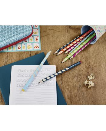 Ołówek drewniany STABILO EASY graph, dla leworęcznych