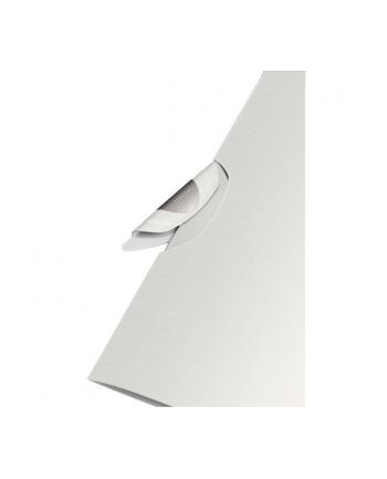 Skoroszyt z klipsem Leitz Style ColorClip Professional, biały