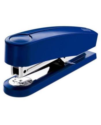 Zszywacz B2 z pakietem startowych zszywek 24/6 DIN Super, niebieski NOVUS
