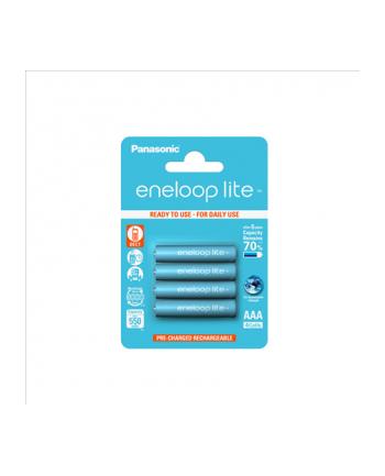 Panasonic Eneloop Lite R03/AAA 550mAh, 4 Szt., Blister