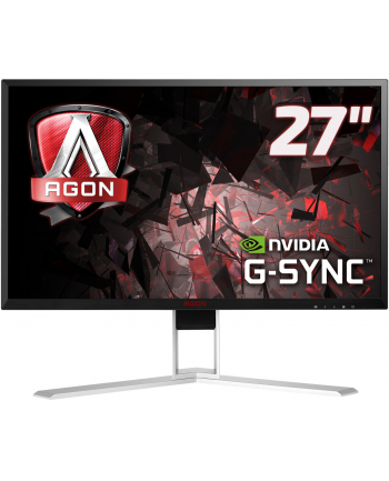 Monitor gamingowy AOC AGON AG271QG, panel IPS, 165Hz, HDMI/DP