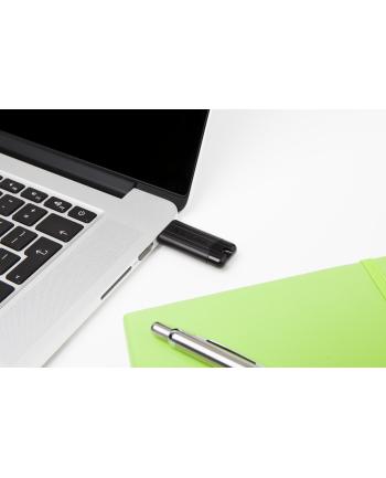 Verbatim USB DRIVE 3.0 256GB PINSTRIPE BLACK
