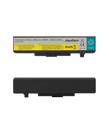 Qoltec Bateria do laptopa Lenovo Y480 G480 | 4400mAh | 11.1V