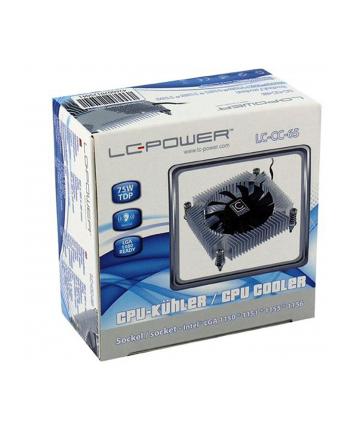 CPC LC-Power Cosmo Cool LC-CC-65, Intel LGA 1150/1151/1155/1156, 4pin PWM