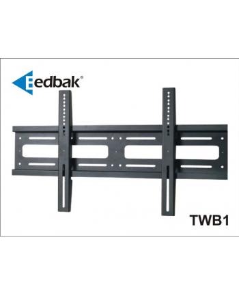 EDBAK uniwersalny uchwyt ścienny  do TV plazma/LCD 37 - 60  TWB1 (czarny)