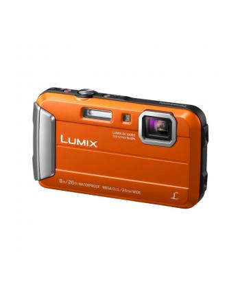Panasonic Lumix DMC-FT30 pomarańczowy