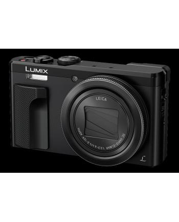 Panasonic Lumix DMC-TZ81 czarny