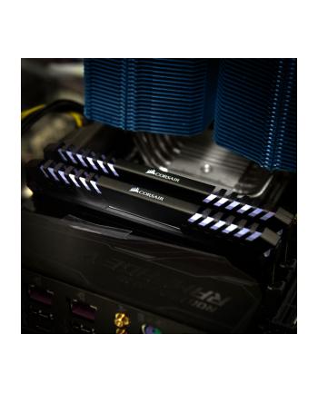 Corsair Vengeance LED biała DIMM Kit 16GB, DDR4-3000, CL15-17-17-35 (CMU16GX4M2C3000C15)