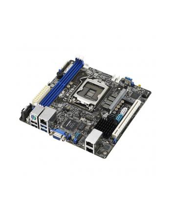 PŁYTA SERWEROWA ASUS P10S-I (90SB05E0-M0UAY0) -  LGA 1151 Mini-ITX (towar dedykowany wyłącznie dla podmiotów gospodarczych !)