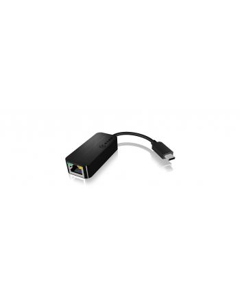 RaidSonic Icy Box IB-AC530-C, 1x 1000Base-T, USB 3.0 Typ-C