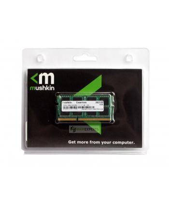 Mushkin Essentials SO-DIMM 16GB, DDR3L-1600, CL11-11-11-28 (MES3S160BM16G28)