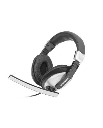 NATEC Słuchawki z mikrofonem CRANE