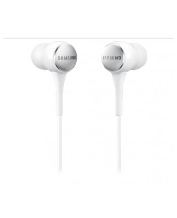 Samsung Słuchawki kablowe Fabric earphone White