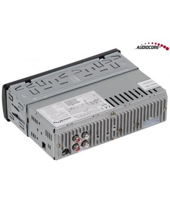 Radioodtwarzacz AC9710 B MP3/WMA/USB/RDS/SD ISO Panel Bluetooth Multicolor