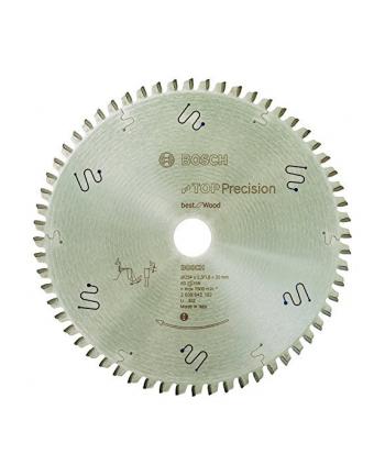 BOSCH OSPRZĘT PIŁA TARCZOWA 216x30x2,4mm 64z. EXPERT FOR MULTI MATERIAL BOSCH