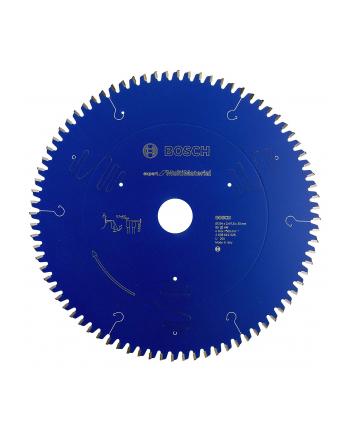 BOSCH OSPRZĘT PIŁA TARCZOWA 254x30x2,4mm 80z. EXPERT FOR MULTI MATERIAL BOSCH