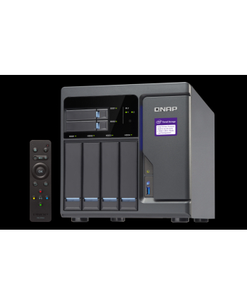 QNAP TVS-682-i3-8G NAS Tower HDD 6 RAM 8G
