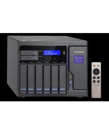 QNAP TVS-882-i3-8G NAS Tower 8 RAM 8G