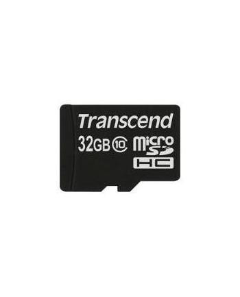 Transcend microSDHC Premium 32GB, Class 10 (TS32GUSDC10)