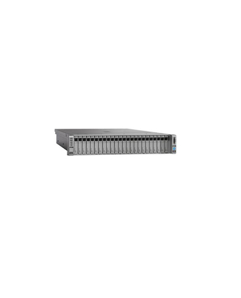 Cisco Systems Cisco UCS C240M4S w/1xE52620v4, 2x16GB, MRAID, 2x1200W, 32G SD, RAILS