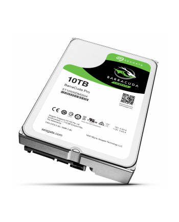 Seagate BarraCuda Pro 10TB, SATA 6Gb/s (ST10000DM0004)