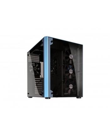 Lian Li PC-O8 niebieski z oknem RGB-Oświetlenie (PC-O8WBU)