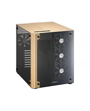 Lian Li PC-O8 złoty z oknem RGB-Oświetlenie (PC-O8WGD)