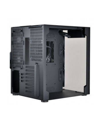Lian Li PC-O8 czarny z oknem RGB-Oświetlenie (PC-O8WX)