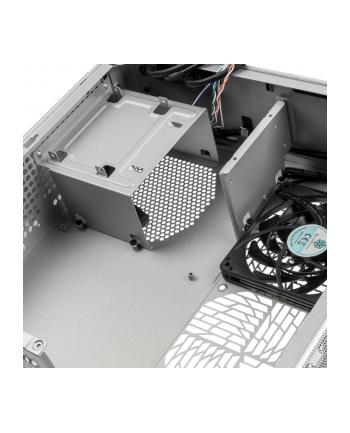 SilverStone Fortress FTZ01 srebrny, Mini-ITX/Mini-DTX (SST-FTZ01S)