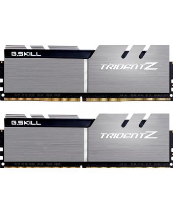 G.Skill Trident Z srebrny/czarny DIMM Kit 16GB, DDR4-3200, CL14-14-14-34 (F4-3200C14D-16GTZSK)