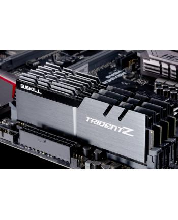 G.Skill Trident Z srebrny/czarny DIMM Kit 32GB, DDR4-3200, CL16-16-16-36 (F4-3200C16D-32GTZSK)