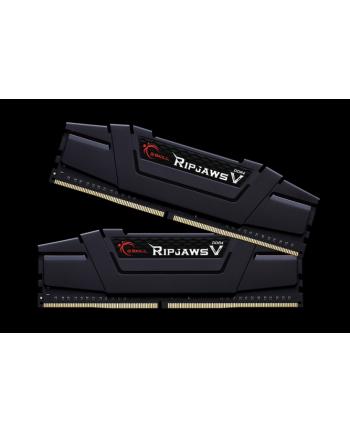 G.Skill RipJaws V czarny DIMM Kit 16GB, DDR4-3466, CL16-18-18-38 (F4-3466C16D-16GVK)