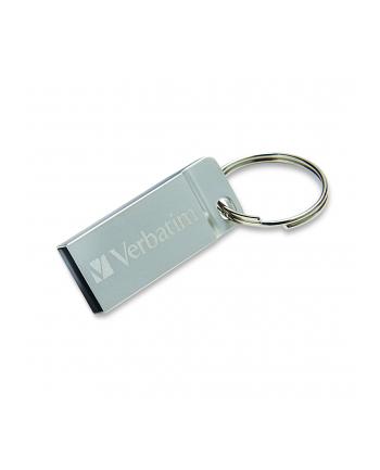 Verbatim Metal Executive srebrny 64GB, USB 2.0 (98750)