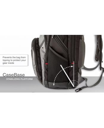 Wenger Synergy Backpack Black 15.4