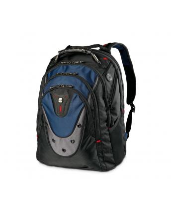 Wenger IBEX Backpack Black Blue 17.0