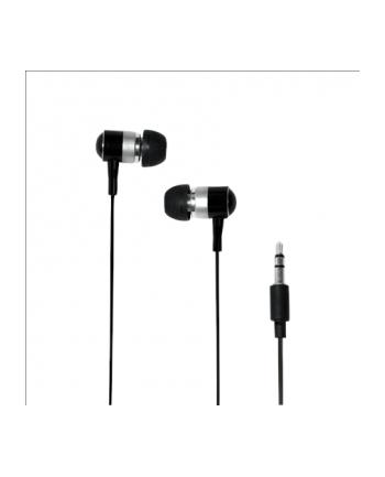 LogiLink Słuchawki do Mp3/telefonu, douszne - czarne