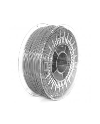Filament DEVIL DESIGN / PETG / Szary / 1,75 mm / 1 kg.