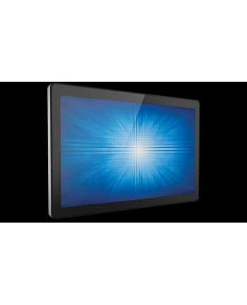 Elo Touch Solutions 22I2 I-SERIES TOUCHCOMPUTER ESY22i2-2UWA-0-W10-GY-G, 22i2 Touchcomputer, 22-inch Widescreen LED, Celeron N3160, Projective capacitive, Clear Glass, Zero Bezel, 10 Touch, Windows 10, Gray