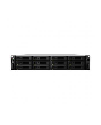 Synology RS3617RPXS 2U 12 BAY 2.4GHZ QC 4XGBE 2XUSB3.0 8GB DDR4          IN