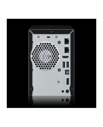 Thecus N2810PRO 2BAY 1,6GHZQC 4GB DDR 2X GBE 3X USB3.0 1X HDMI 1X DP   IN