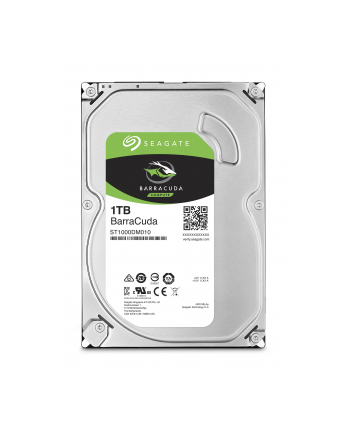 Seagate BARRACUDA 1TB DESKTOP 1TB SATAIII, 3.5'', 7200 RPM, 64MB cache