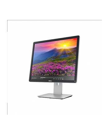 Dell LCD P1917S 48cm (19'') SXGA/LED/IPS/AntiGlare/5:4/1280x1024/,1000:1/250cd/m2/8ms/178-178/ DP,HDMI,VGA,5xUSB3.0/HAS, pivot, tilt, swivel/VESA/Black