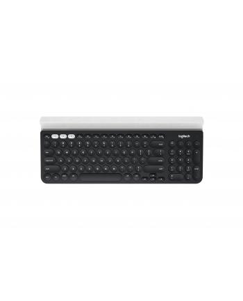 Bezprzewodowa klawiatura Logitech® K780 - DARK GREY/SPECKLED WHITE - US IN