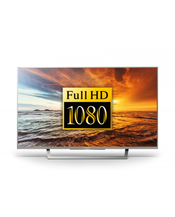 AUDIO - VIDEO Sony KDL-32WD757 LED TV, 32'' Full HD  1920×1080, Motionflow XR 400 Hz, DVB-T/T2/S/S2/C, Wi-Fi, HDMI, USB