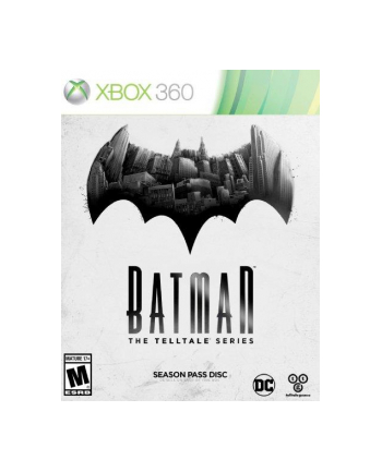 Cenega Publishing Gra XBOX 360 Telltale - Batman Game