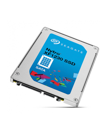 SEAGATE Nytro SATA 6Gb/s SSD SED 1920GB 2.5inch NAND Flash Type eMLC