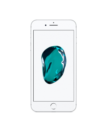 GSM Apple iPhone 7 plus 4G 128GB silver